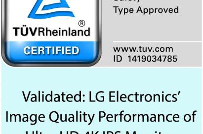 TÜV Rheinland certification logo