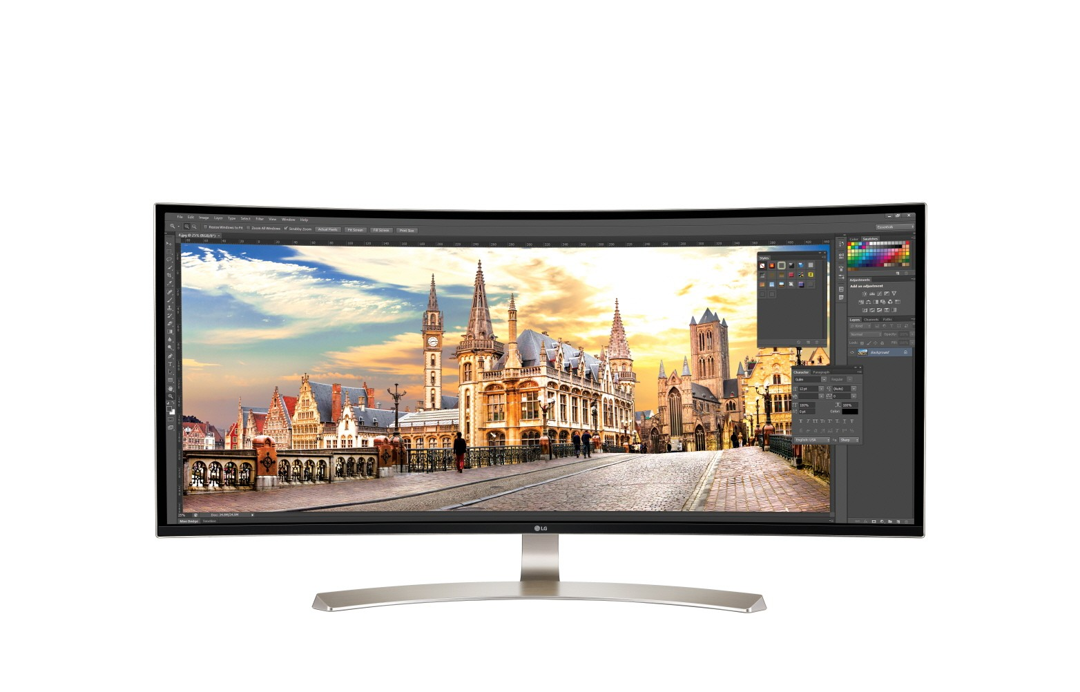 LG, GLOBAL LEADER IN 21:9 ASPECT MONITORS, TO UNVEIL LATEST