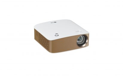 LG Minibeam projector model PH150G
