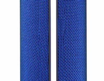 LG Bluetooth speaker model PH4 in blue