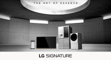 LG SIGNATURE MEETS STRIKING ARCHITECTURE