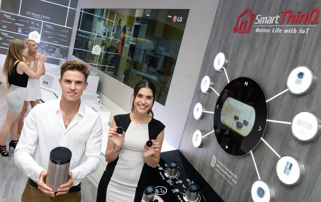 LG Smart Home Solution 1