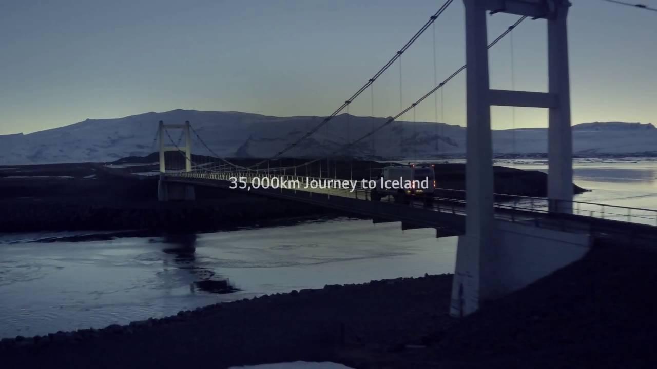 2016 LG OLED TV - Aurora Campaign III