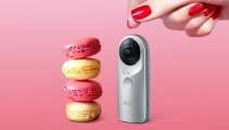 EXPERIENCE THE MAGIC OF SPATIAL AUDIO WITH LG 360 CAM