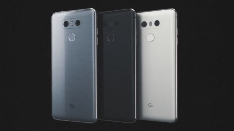 LG G6: DESIGN VIDEO