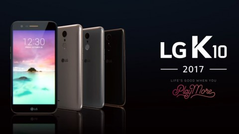 LG K10: OFFICIAL INTRODUCTION VIDEO
