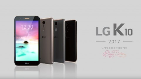 "LG K10: OFFICIAL PRODUCT VIDEO ""DON'T BE SORRY"""