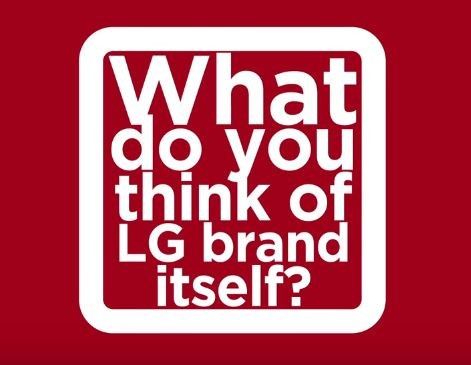 LG Heritage : Brand