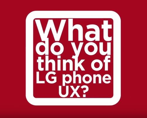 LG Heritage : UX
