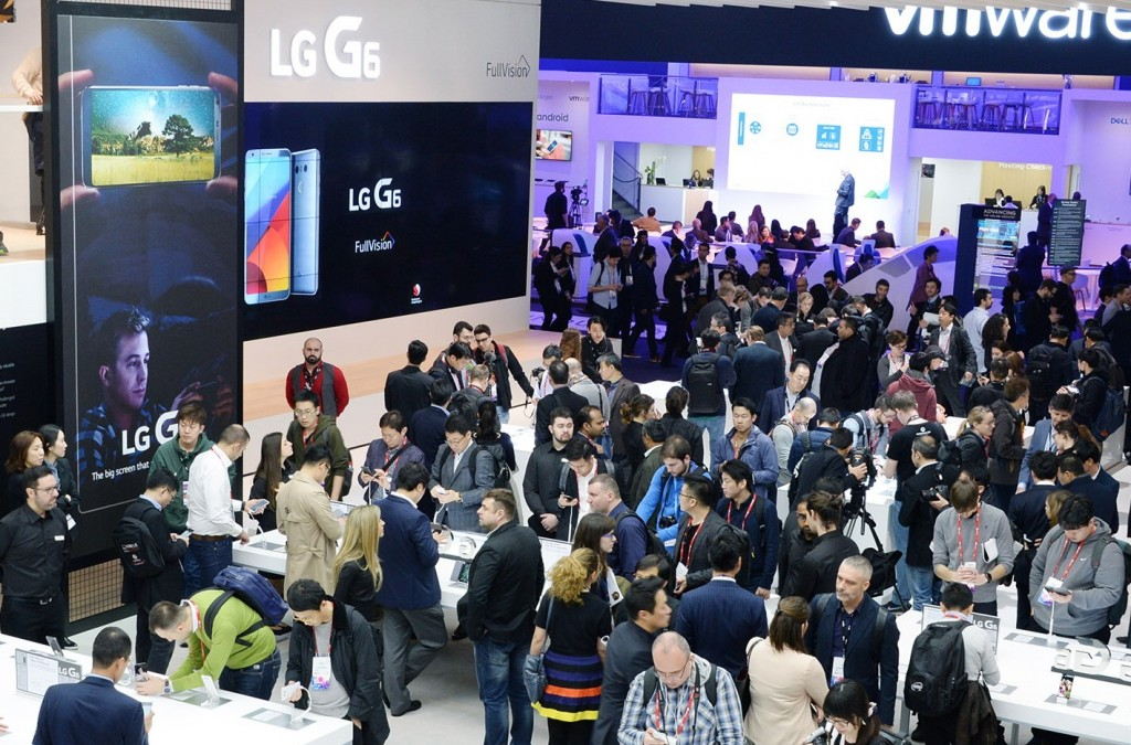 LGE_MWC2017_Booth 01