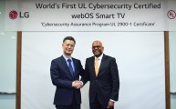 LG WEBOS 3.5 SECURITY MANAGER ATTAINS CYBERSECURITY ASSURANCE PROGRAM CERTIFICATION