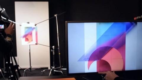 LG G6 WALLPAPER MAKING