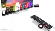 Netflix Hot Key LG TV