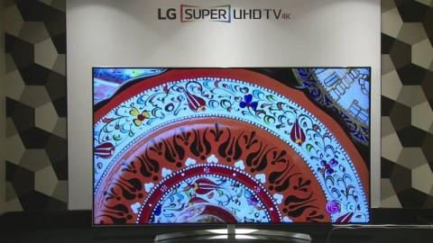 CES 2017: W7 EVENT SUPER UHD TV