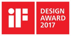 iF design award 2017_logo