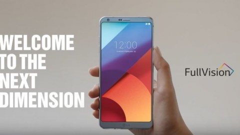 LG G6 PRODUCT VIDEO