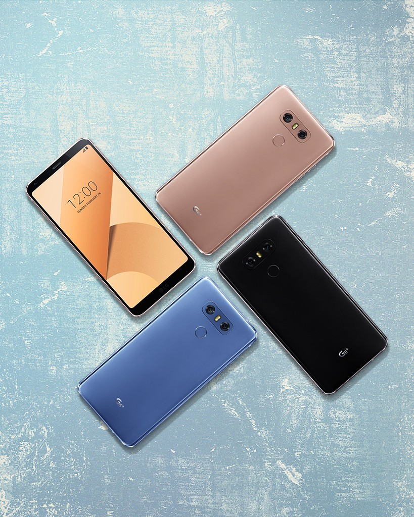 LG G6+ Full Color Range 01
