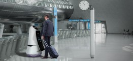 Airport Guide Robot 01