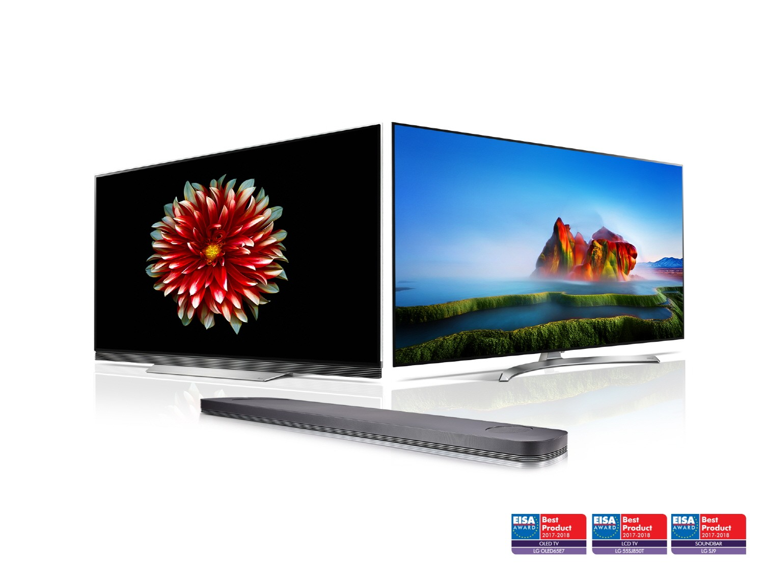 lg oled tv again takes top honors at eisa awards lg newsroom. Black Bedroom Furniture Sets. Home Design Ideas