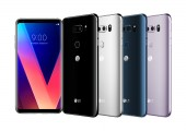 LG V30 CHARTS NEW MOBILE FRONTIER WITH PREMIUM CINEMATOGRAPHY CAPABILITIES