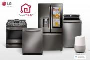 LG SmartThinQ-Google Home