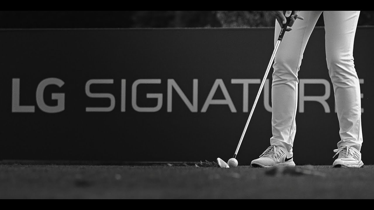 LG SIGNATURE at THE evian CHAMPIONSHIP