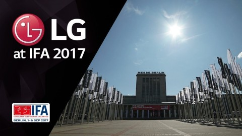 LG at IFA 2017 - Finale