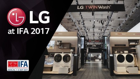 LG at IFA 2017 - Premium Lifestyle
