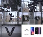 LG V30 AS KINETIC ART: REAL OR CGI?
