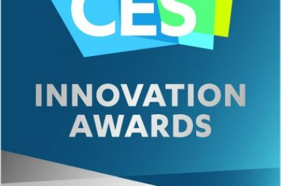 Logo of CES Innovation Awards 2018 – Honoree.