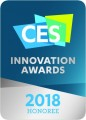 CES 2018 Innovation