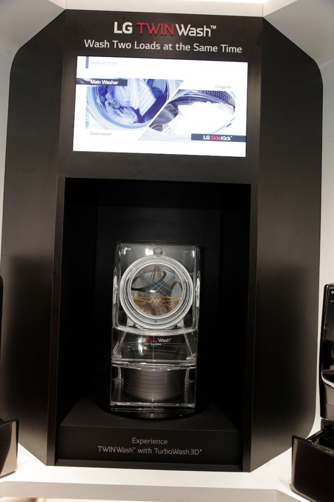 CES 2018 LG Booth Shot 17