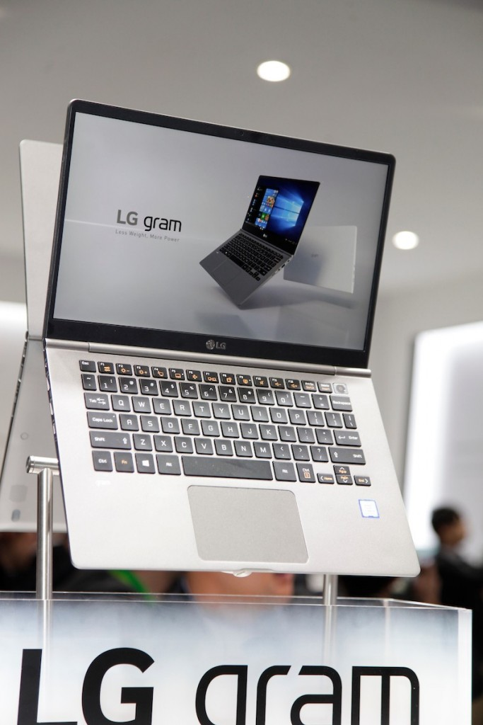 CES 2018 LG Booth Shot 31