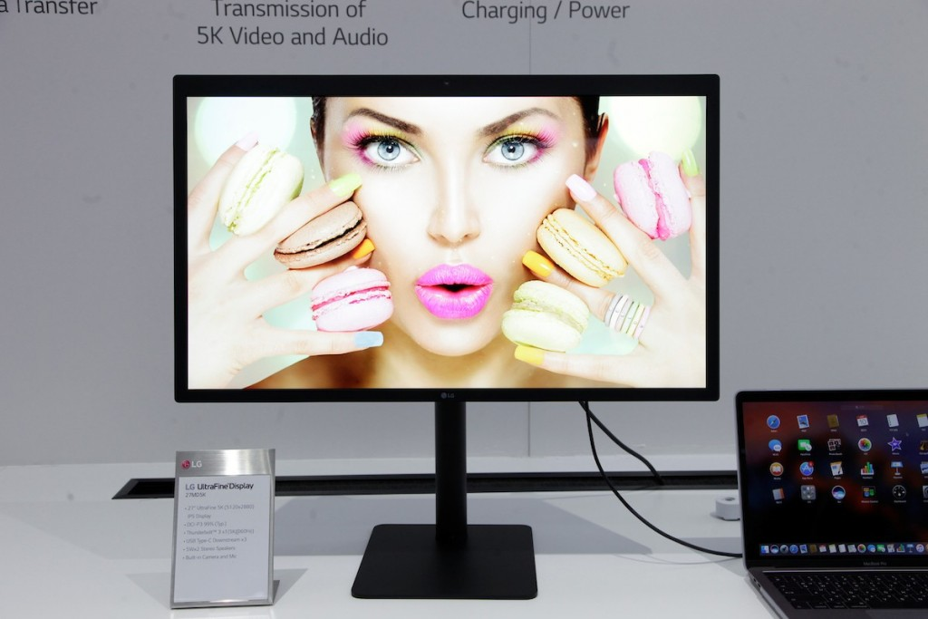 CES 2018 LG Booth Shot 45