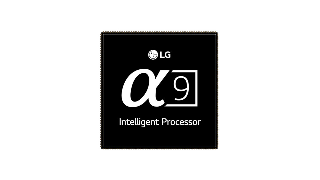 LG Alpha 9 Intelligent Processor 1