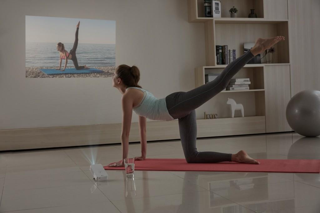 LG MiniBeam Proejctor_Yoga