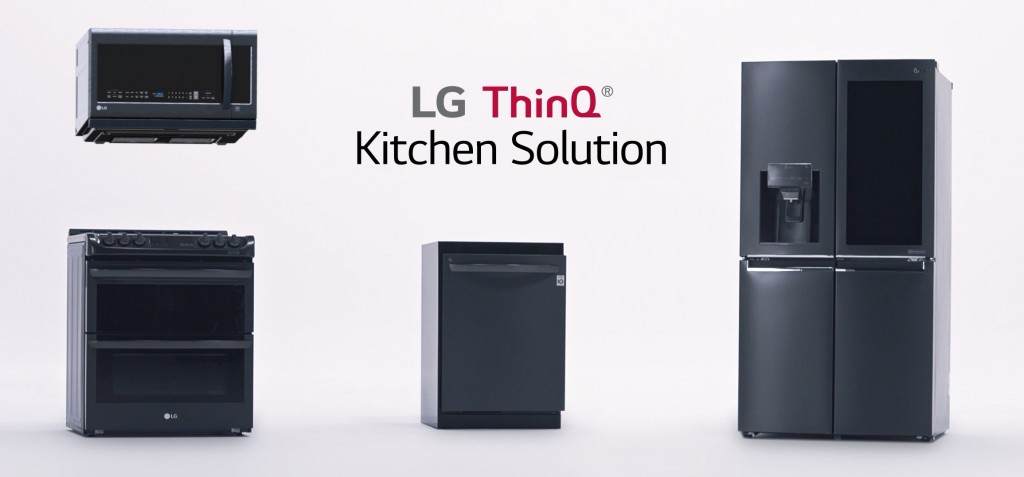 Lg S Connected Appliance Network Makes The Future Kitchen