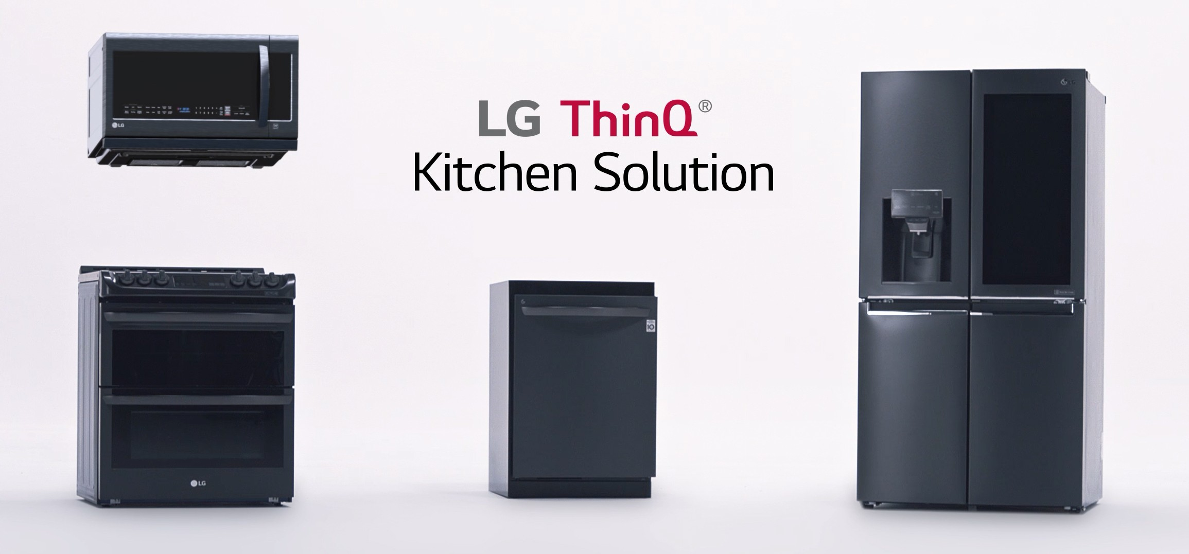 lg s connected appliance network makes the future kitchen more delightful lg newsroom. Black Bedroom Furniture Sets. Home Design Ideas