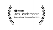LG EARNS TOP SPOT ON YOUTUBE ADS LEADERBOARD ON INTERNATIONAL WOMEN'S DAY