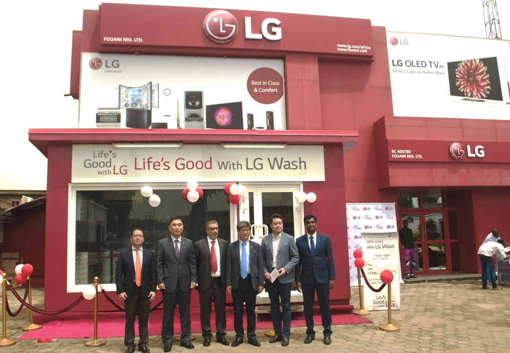 Image result for lg csr ogba launch