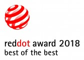 Red Dot Award 2018 Logo