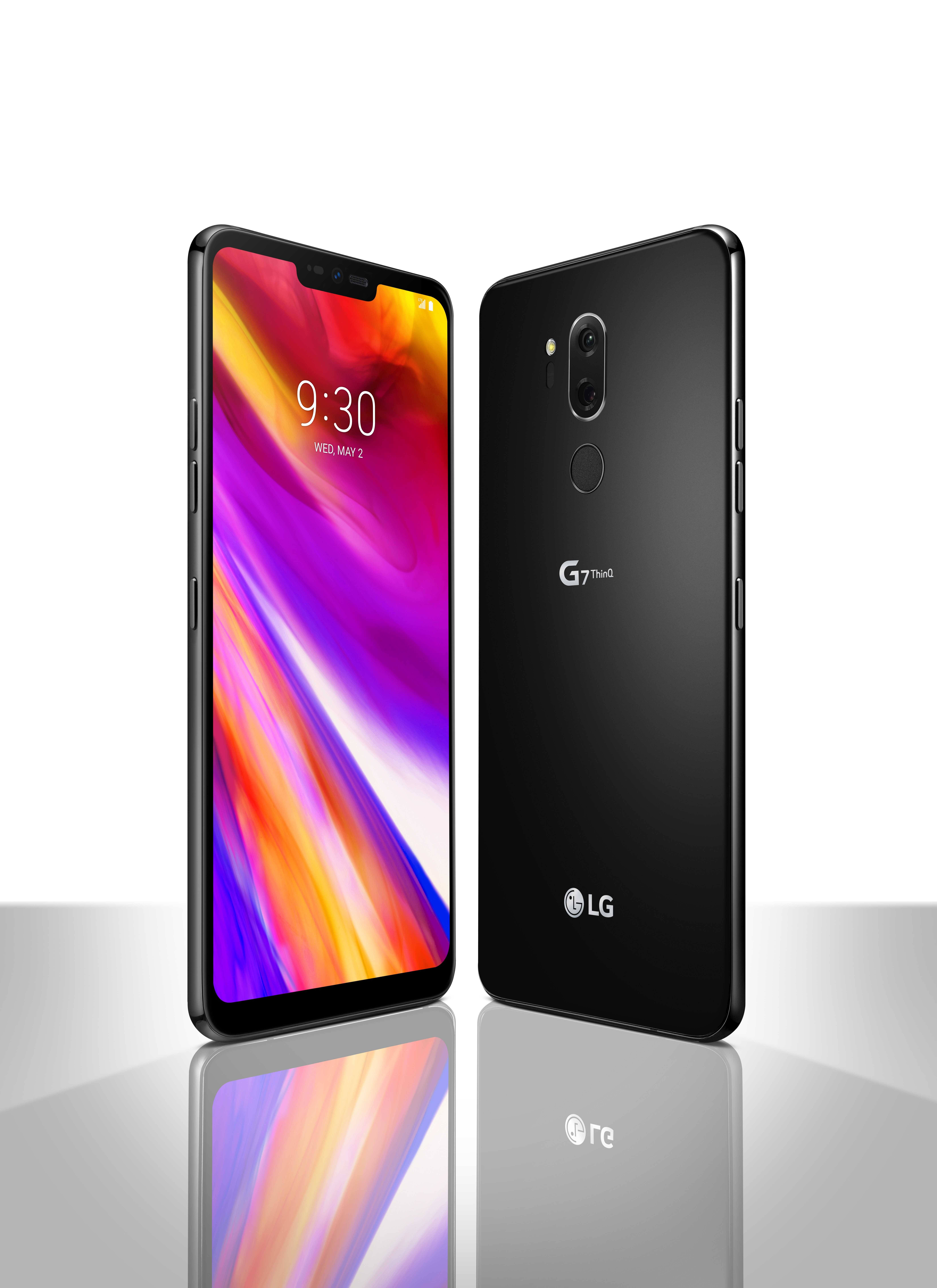 LG NewsroomLG G7 THINQ OFFERS DEEP AI INTEGRATION FOR MAXIMUM USER CONVENIENCE