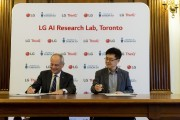 LG AI Lab Signing 01