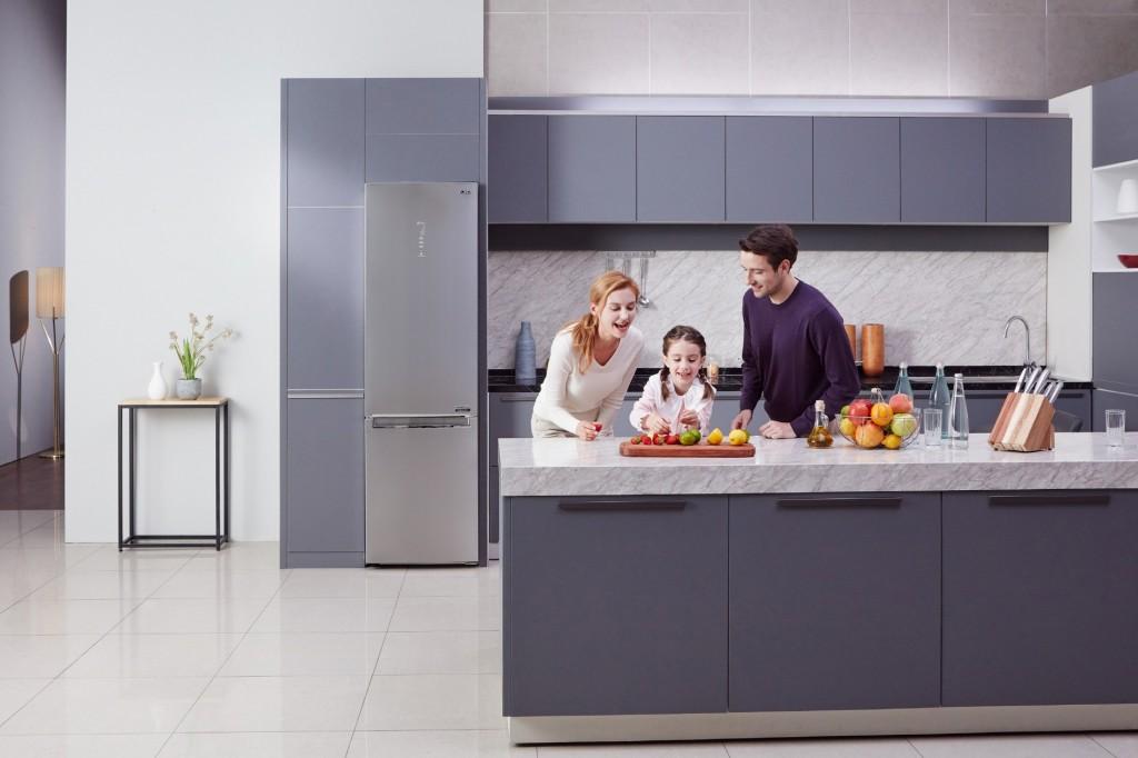LG Centum Refrigerator Family