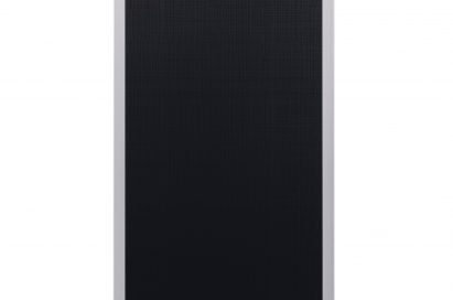 Front view of LG Styler door