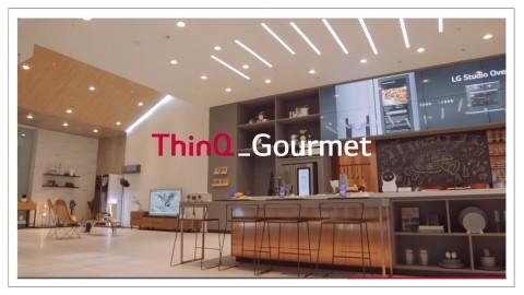 IFA 2018 : LG THINQ GOURMET