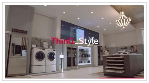 IFA 2018 : LG THINQ STYLE