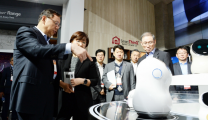 WHY LG IS BETTING ON ROBOTS