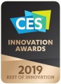 LG HONORED WITH CES 2019 INNOVATION AWARDS