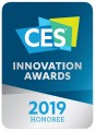 CES2019 Innovation awards_Honoree